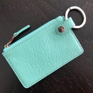 Tiffany & Co. | Grain Zip Key Card Case